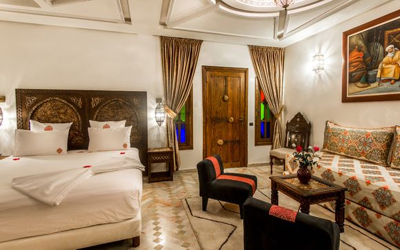 L'Hotel & Ryad Art Place 5* - Adults Only