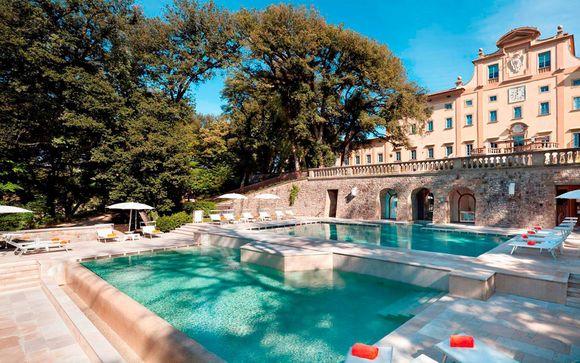 Villa Le Maschere 5*
