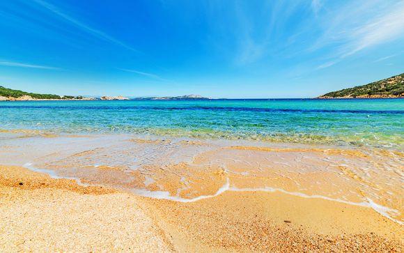 Relax a 4* a pochi passi dal mare azzurro della Costa Smeralda