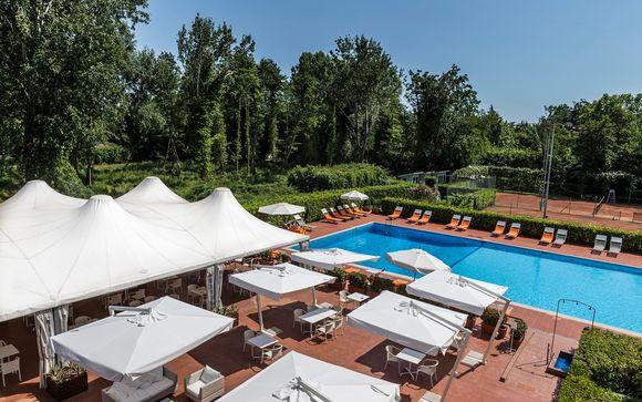 Comfort 4* sulla costa VIP della Toscana