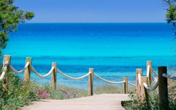 Spiagge incantevoli e divertimento in hotel fronte mare