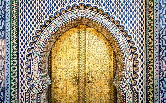 Affascinante viaggio nel patrimonio culturale del Marocco