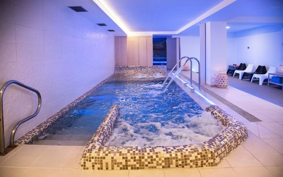 L'Hotel Europa Splash & Spa 4*