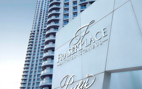 Il Fraser Place Anthill Istanbul 5*