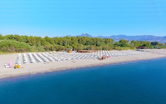 Resort 4* in All Inclusive sul mare della costa Ionica