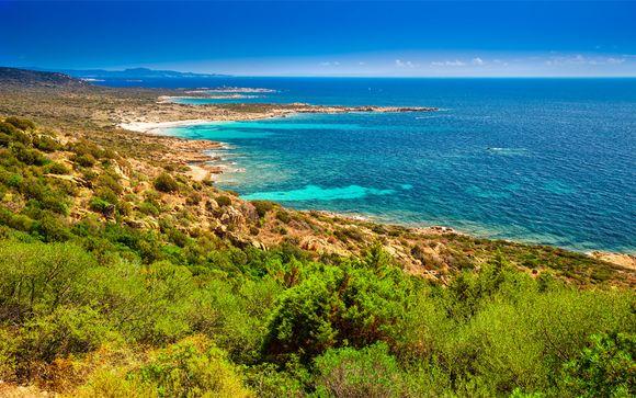In totale libertà lungo la natura selvaggia della Corsica