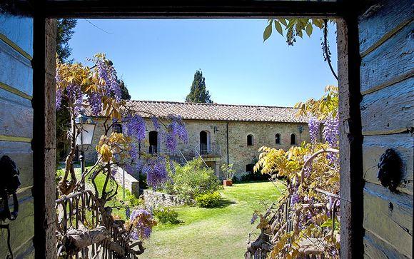 Relax e benessere in borgo medievale con spa