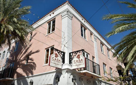 Miami- Casa Victoria Orchid