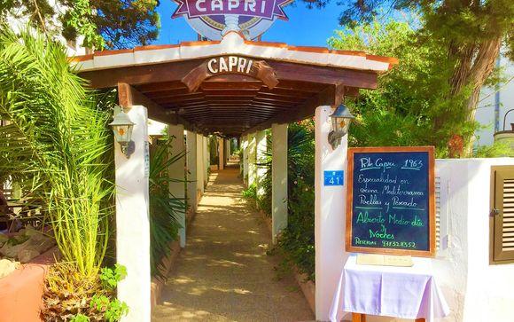 L'Hostal Capri