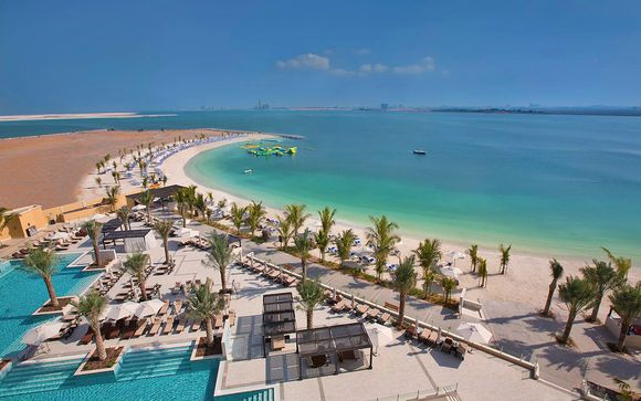 Il Double Tree by Hilton Marjan Island Resort & Spa 5*