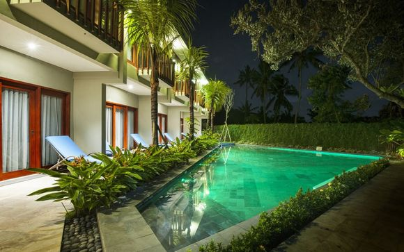 Ubud - Ubud Wana Resort 4*