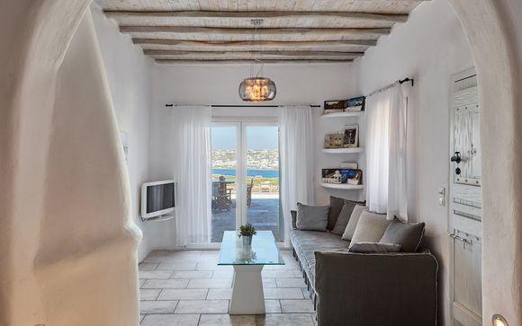 Il Nalu Villa Mykonos