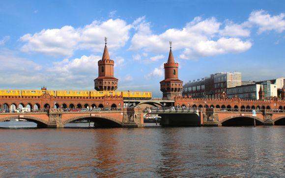 L'itinerario per le partenze del 10 agosto da Berlino ad Amburgo