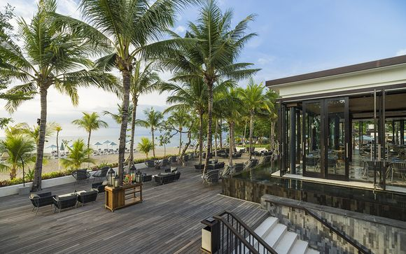 Kuta - The Anvaya Beach Resort 5*