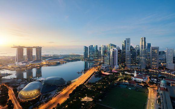 Alla scoperta dell'Indonesia e Singapore