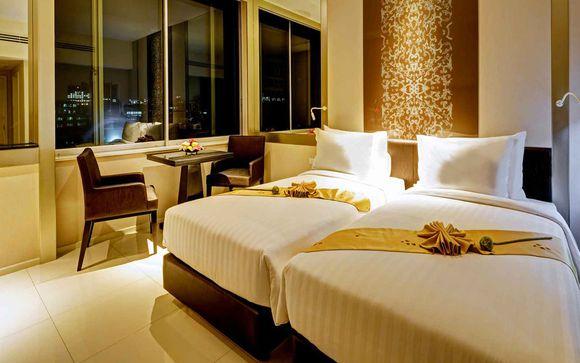 Bangkok - Mandarin Hotel Managed by Centre Point 4*
