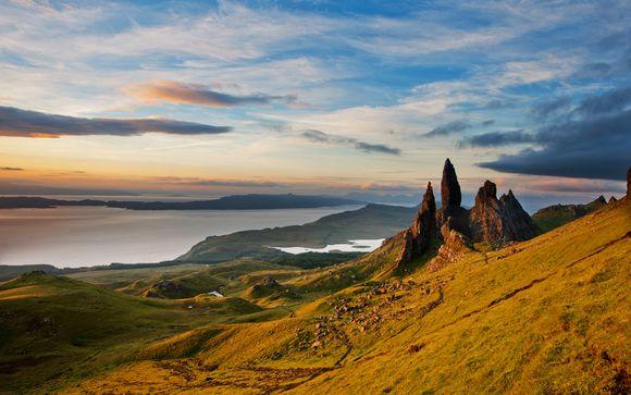 Alla scoperta della Scozia