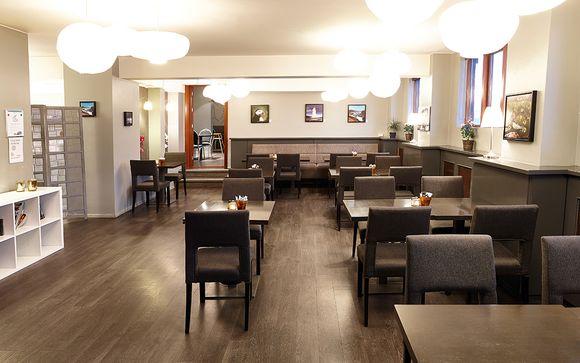 Reykjavík - Fosshotel Baron