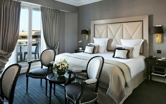 Hotel Barrière Le Majestic 5*