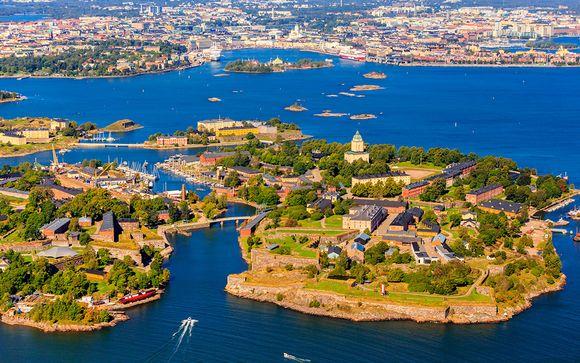 Alla scoperta di Stoccolma e Helsinki