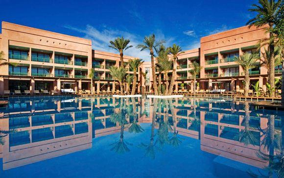 Hotel du Golf 5*