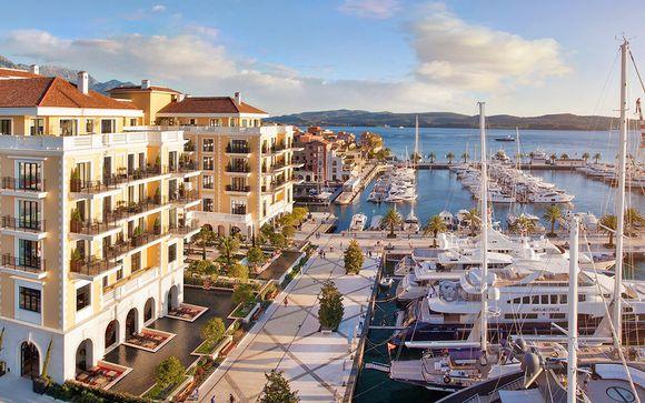 Il Regent Porto Montenegro 5*