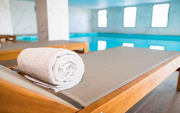 L'Hotel Mercure Bastia Biguglia 4*