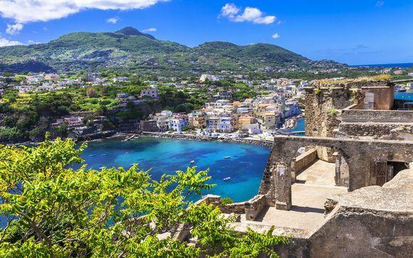 Alla scoperta di Ischia e Napoli