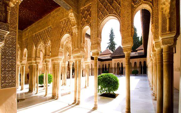 Alla scoperta dell'Andalusia e del Marocco