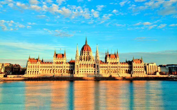 Alla scoperta di Budapest