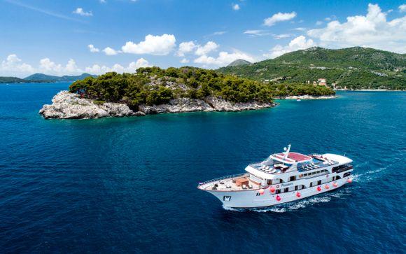 Crociera in Croazia con partenza da Dubrovnik