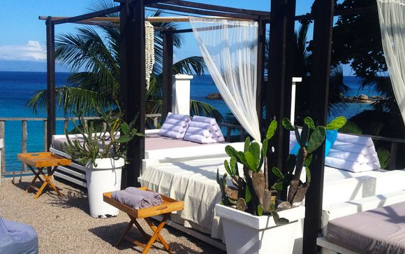 Mahe - The Bliss Boutique Hotel 4*