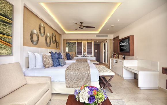 Offerta 1 - Hideaway at Royalton Riviera Cancun 5* (Adults Only)