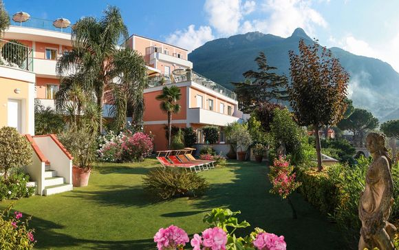 L'Hotel Terme La Pergola