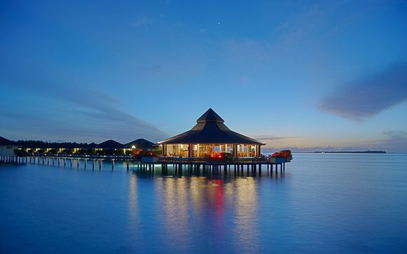 Atollo Alif Dhaal - Sun Island Resort 4*