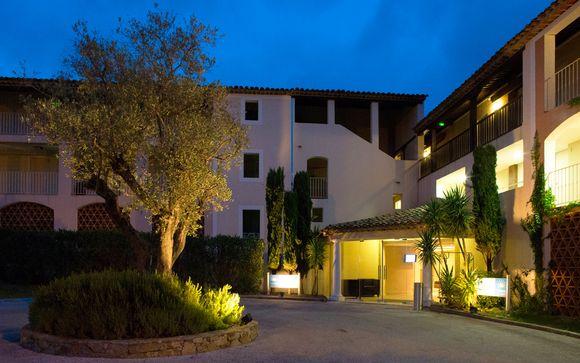 Soleil Vacances Appart'Hotel Port Grimaud 4*