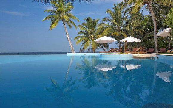 Maldive - Il Filitheyo Island Resort & Spa 4*