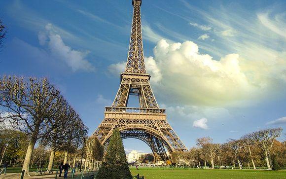 Alla scoperta di Parigi