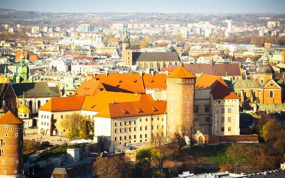 Alla scoperta di Cracovia
