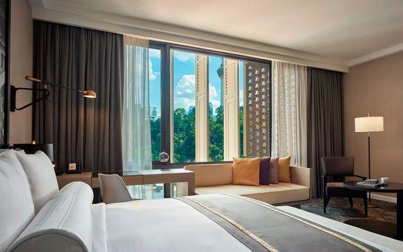 Kuala Lumpur - Hotel Stripes Kuala Lumpur 5*