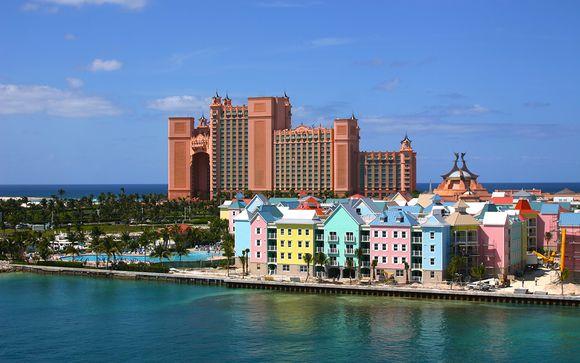 La crociera alle Bahamas