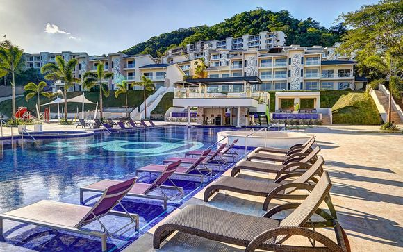 Estensione mare a Papagayo - Planet Hollywood Beach Resort 5*