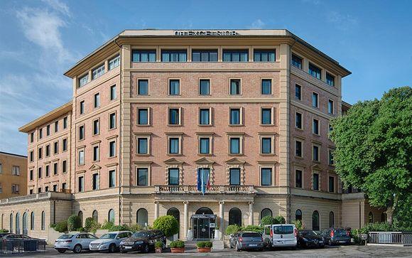 Hotel NH Siena 4*