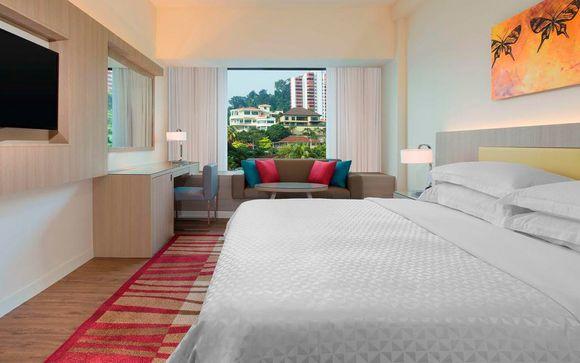 Penang - L'Hotel Mercure Penang Beach 4*