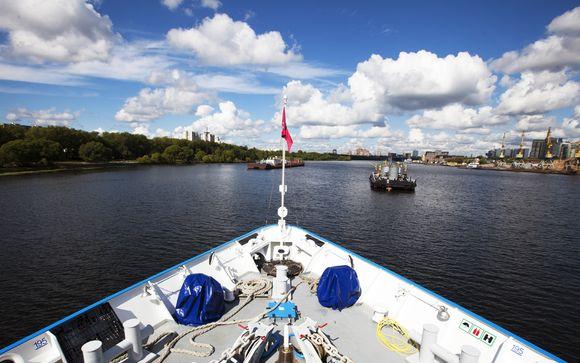 Alla scoperta di San Pietroburgo e Mosca