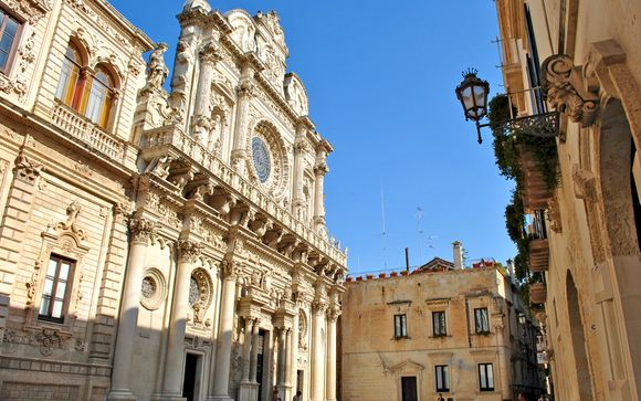Alla scoperta di Lecce e del Salento