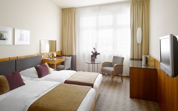 Il K+K Hotel Central 4*