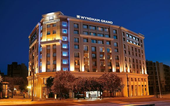 Il Wyndham Grand Hotel 5*