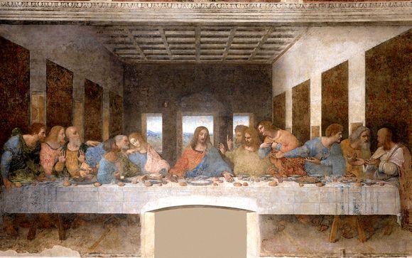 Ingresso al Cenacolo Vinciano e alla Vigna di Leonardo