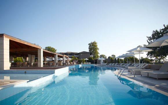 Il Dion Palace Resort & Spa Centre 5*